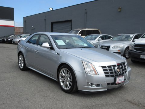 Photo 2 of this used 2012 Cadillac CTS Sedan vehicle for sale in San Rafael, CA 94901