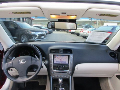 Photo 3 of this used 2010 Lexus IS 350C vehicle for sale in San Rafael, CA 94901