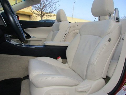 Photo 6 of this used 2010 Lexus IS 350C vehicle for sale in San Rafael, CA 94901