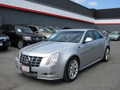 Photo 1 of this used 2012 Cadillac CTS Sedan vehicle for sale in San Rafael, CA 94901